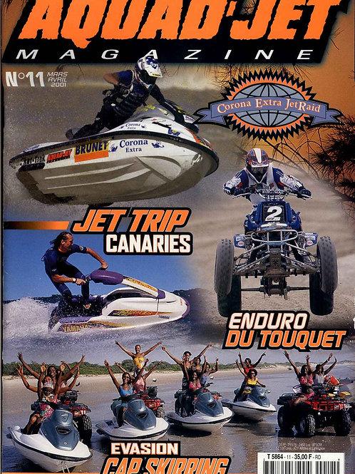 Aquad'Jet #11