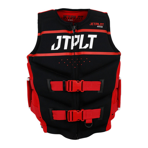 Gillet rouge neo RX