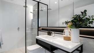3 Bedroom Common Bathroom