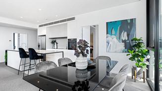 3 Bedroom Dining/Kitchen