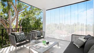 3 Bedroom Balcony