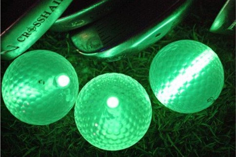 Glow for the Green - Foursome Package