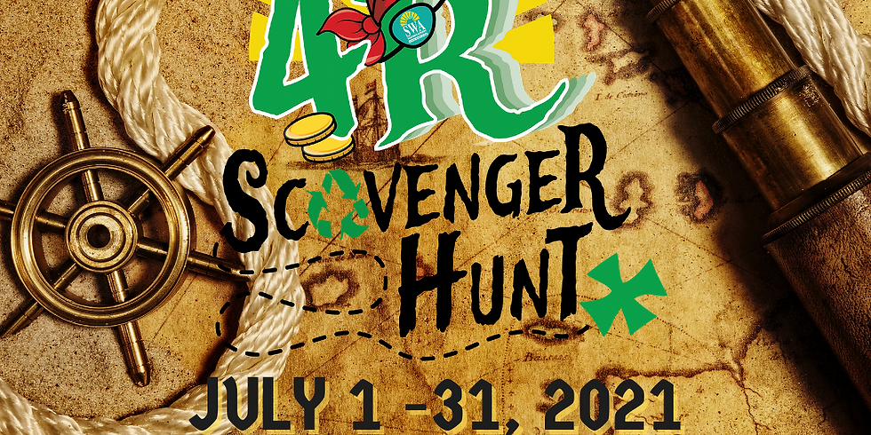 4R Scavenger Hunt