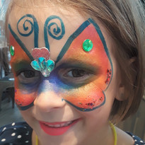 Shirley Face Painting