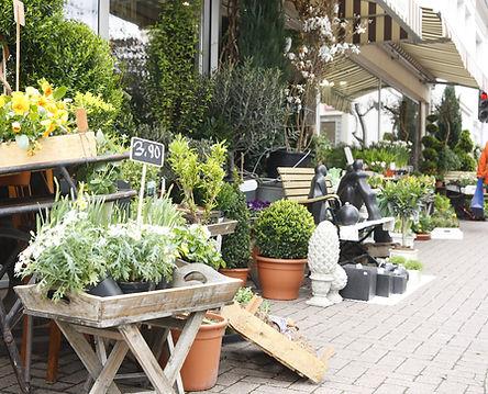 Les Fleurs: Blumenwerkstatt in der Bahnhofstraße in Bad Honnef (in der Nähe von Königswinter, Bonn und Linz)