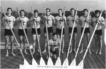 1968 MIT Crew