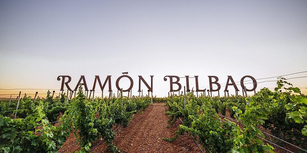 Spanish Wine Tasting - Ramon Bilbao