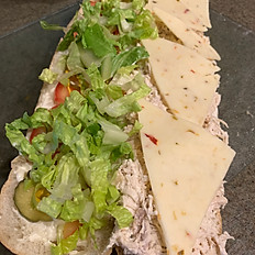 Chicken Spread Sub