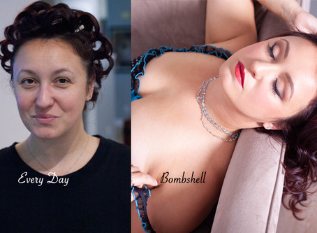 Ms J. Before and After