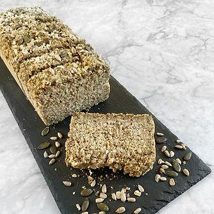 Ψωμί Βρώμης Χωρίς Γλουτένη