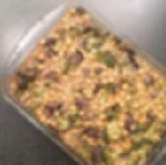 Σουφλέ με Κινόα & Κρέμα Καρύδας