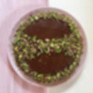 Τούρτα Σοκολάτας Χωρίς Γλουτένη