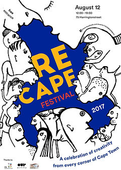 Re-cape poster