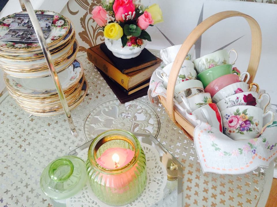 Vintage China Hire for Any Occasion