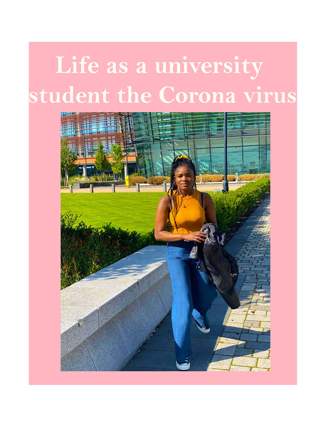 Life as a university student after the Corona virus
