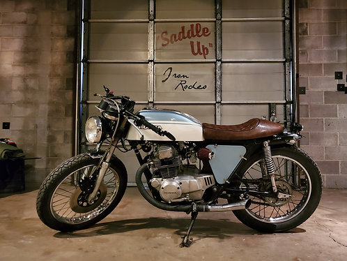 1974 Honda CB200T - Custom