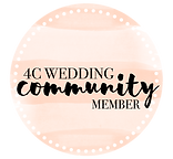 4C Wedding Community Member 2018 (Small)