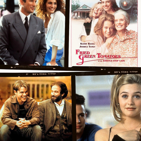 90's Films To Binge While You're Stuck At Home
