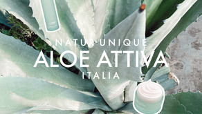 Skincare Spotlight: Aloe Attiva