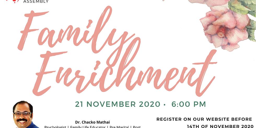 Family Enrichment
