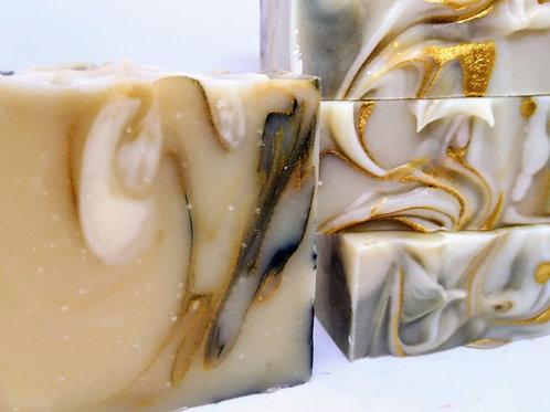 Queen d'Arquien, Goat Milk Soap