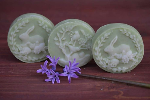 Spring Easter Soap guest size