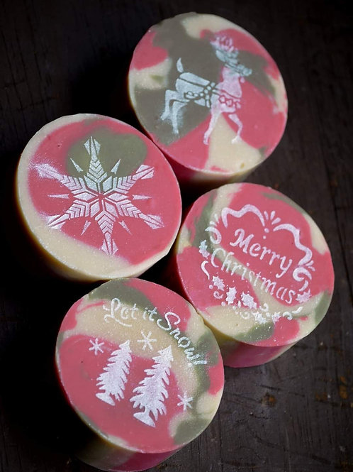 Sweet Peppermint Candy Soap