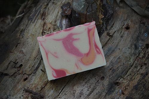 Dancing Cranberries Goat Milk Soap