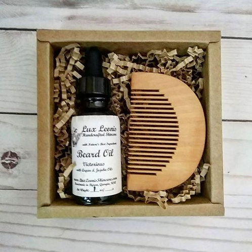 Beard Oil gift set