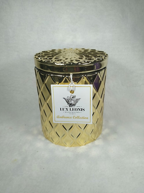 Cashmere & Gold Luxury Soy Candle