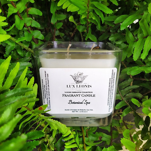 Botanical Spa Double Wick Classic Candle