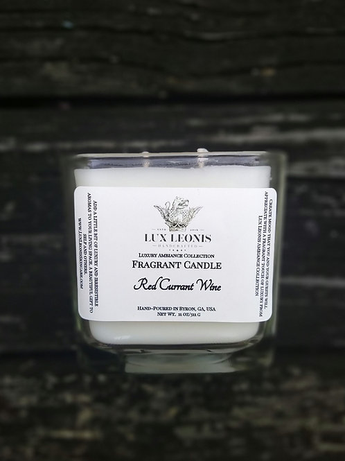 Red Currant Wine Classic Double Wick Candle
