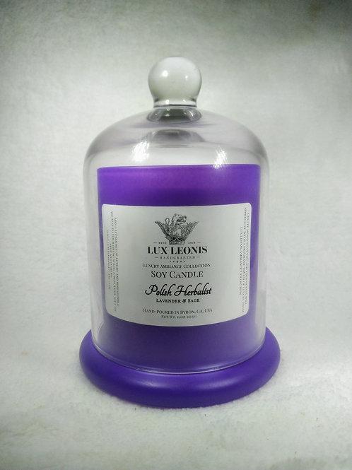 Polish Herbalist Luxury Candle