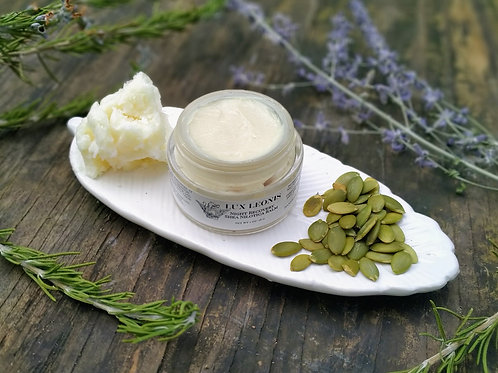 Overnight Recovery Mask /Nourishing Face Balm