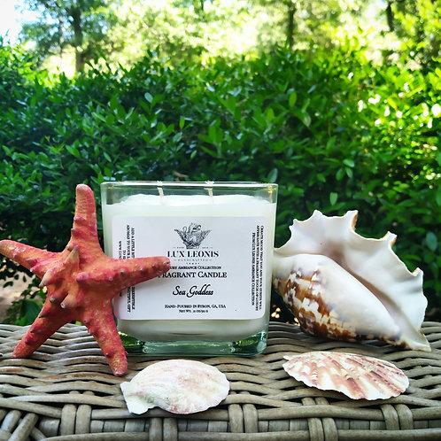 Sea Goddess Artisan Candle
