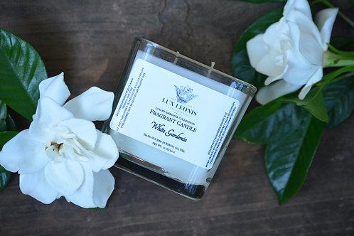 White Gardenia Artisan Candle