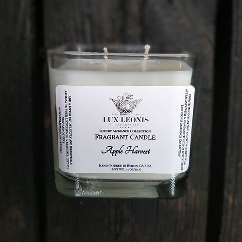 Apple Harvest Classic Double Wick Candle