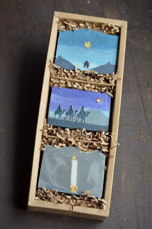 Epiphany Handmade Soap Gift Set
