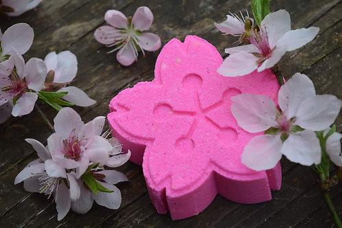 Cherry blossom 🌸 bath bomb