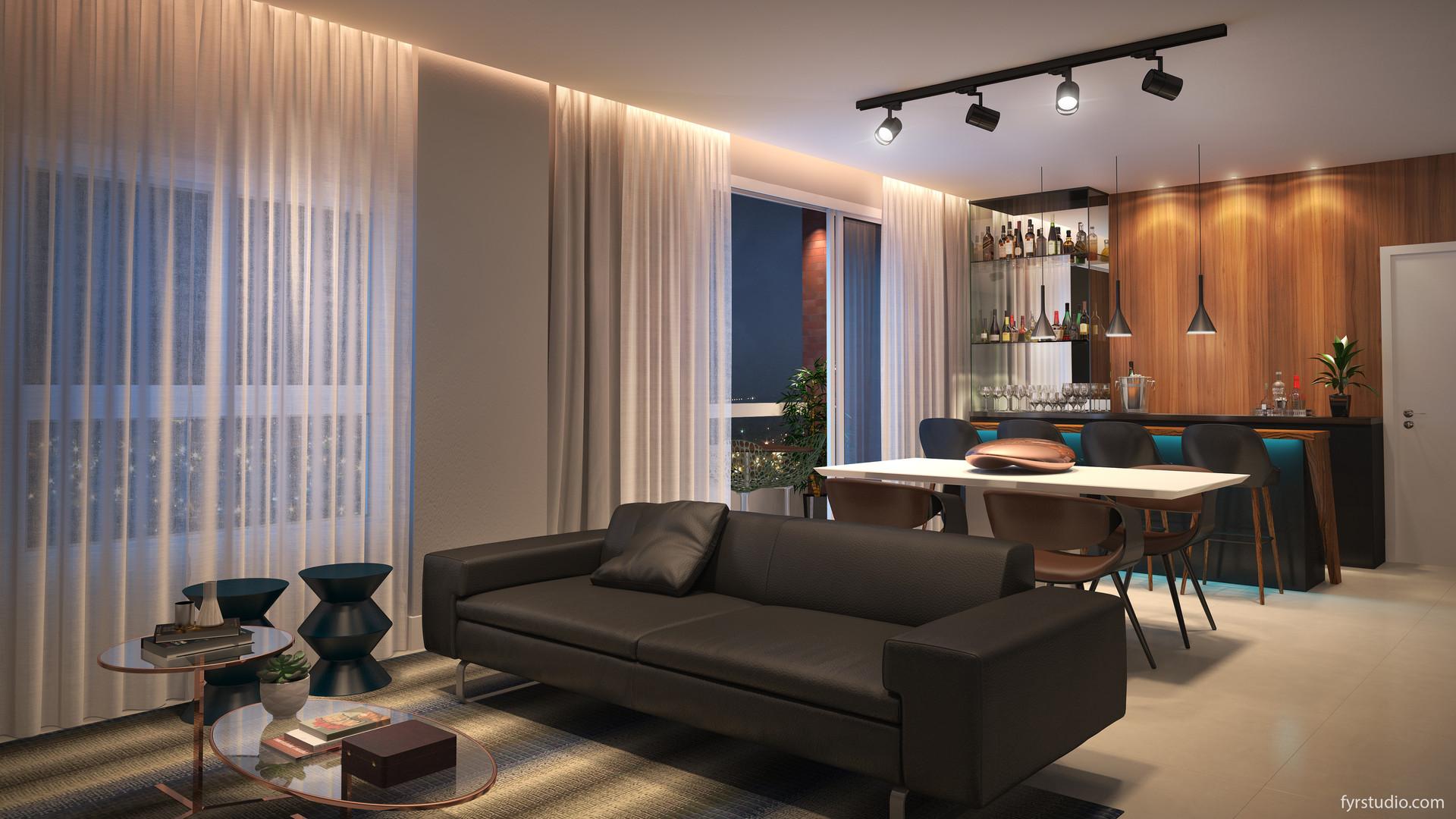 FyrStudio-Construtora Elite-Colombo-Sala