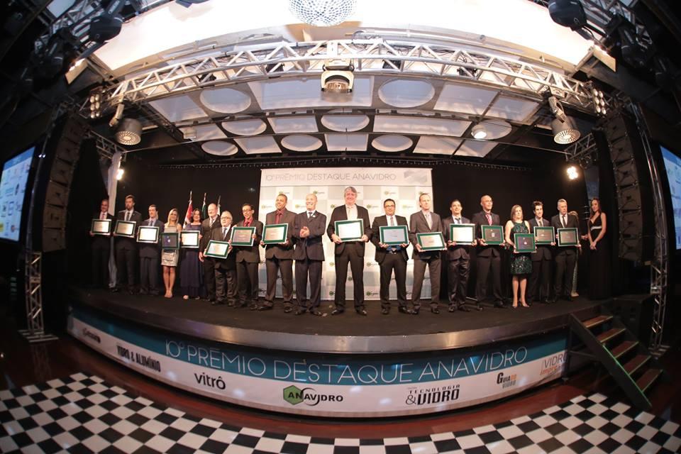 Prêmio Destaque AnaVidro