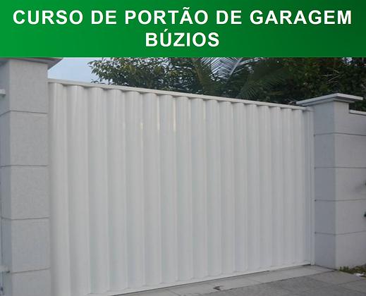 Combo - Portão Búzios + Automatização de Portão