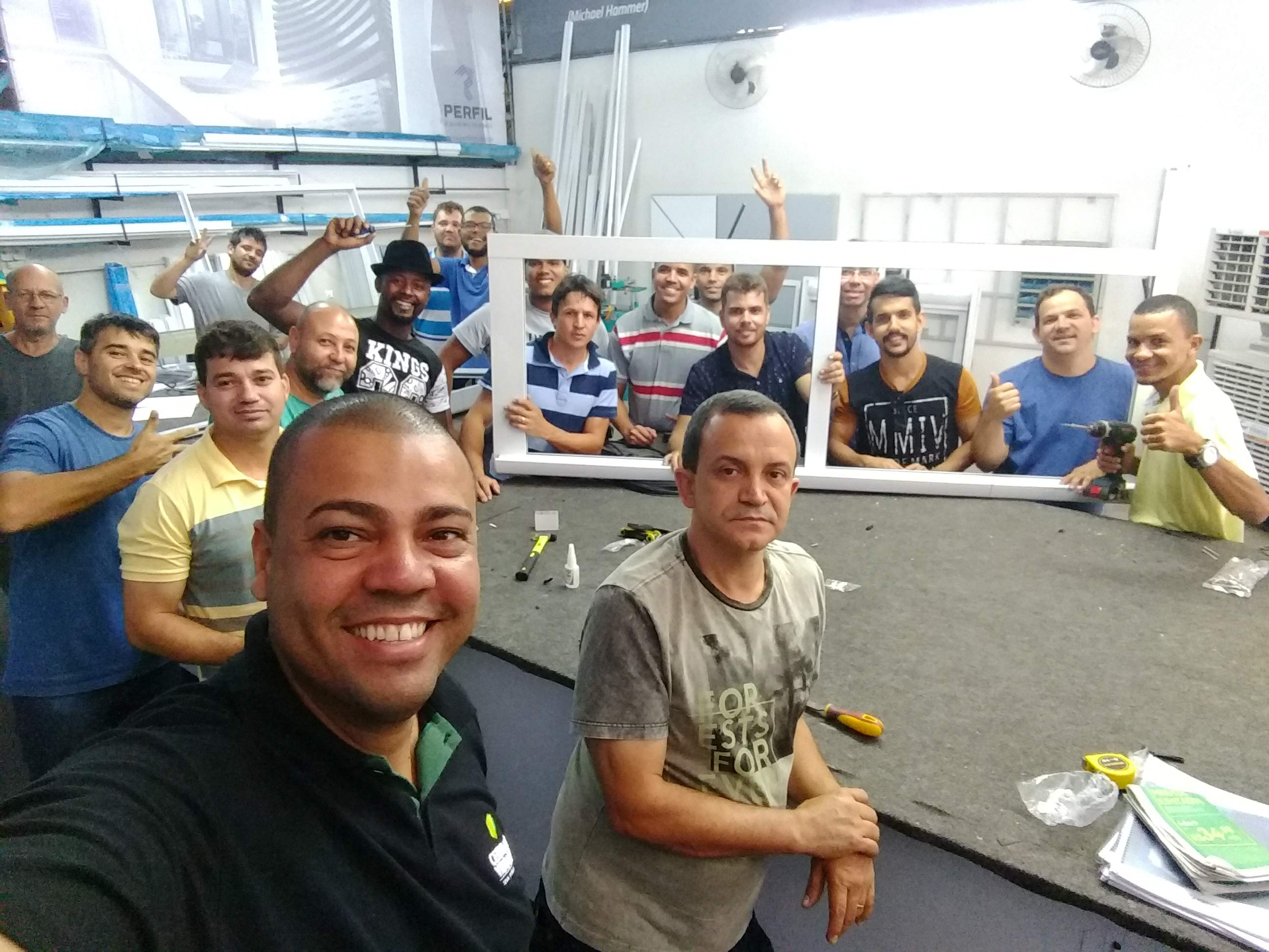 Curso Central do Vidraceiro