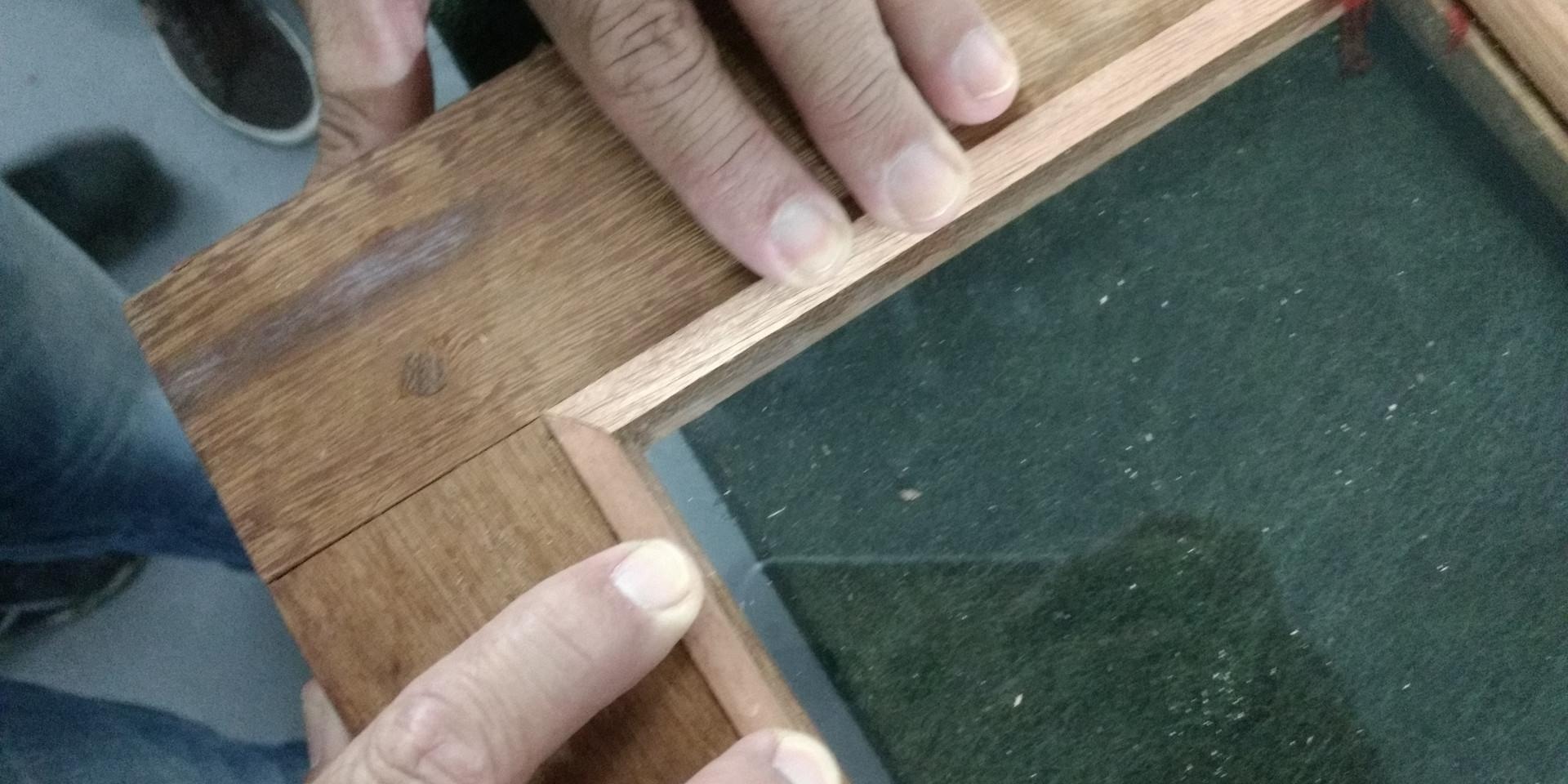 Instalação de Vidro Comum