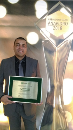 Prêmio Destaque AnaVidro 2016