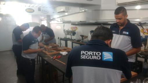 Treinamento Porto Seguro
