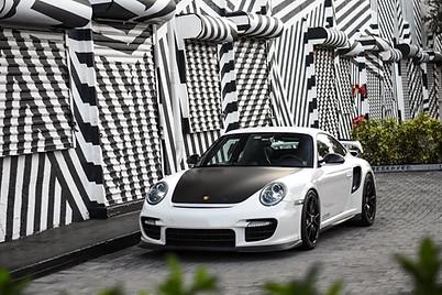 Porsche 997 GT2RS