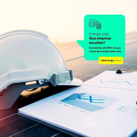 Dicas para escolher uma empresa de energia solar | WB Energia Solar