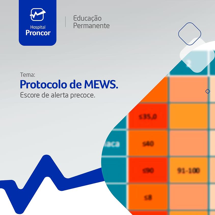 Protocolo de Mews e PEWS | Escore de Alerta Precoce