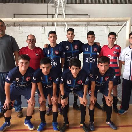 Escola Mappe tem equipe campeão Futsal | Escola Mappe